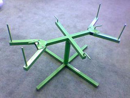 покрасочный стол
